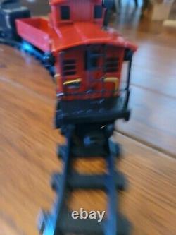 Lionel G Gauge Santa Fe Ready To Run Freight Set. 7-11193