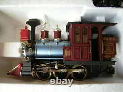 Lionel Gold Rush Special Electric Large G Scale Train Set G Gauge ready to run