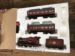 Lionel Harry Potter Hogwarts Express Train Set G-Gauge Ready-to-Run Trains Set