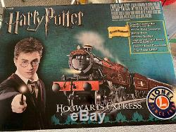 Lionel Hogwarts Express Ready To Run O-Gauge Train Set NIB