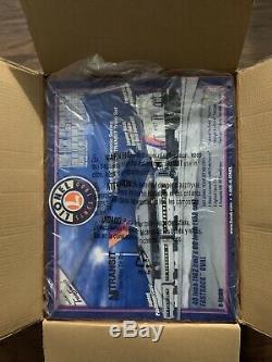 Lionel Limited Edition READY-TO-RUN NJ TRANSIT TRAIN SET SKU 6-30169 U36B #4167