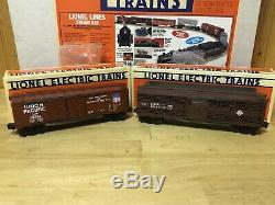 Lionel Line Steam Set 6-11747 100% Complete Ready To Run Train Set 027 Gauge