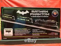 Lionel LionChief DC Comics Batman Phantom O-Gauge Ready to Run Set 6-81470