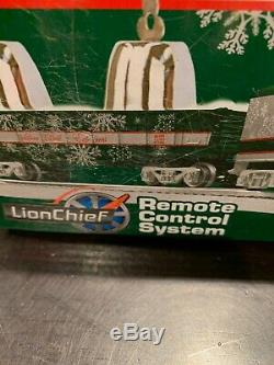 Lionel LionChief Silver Bell Express Ready-to-Run Remote Control Train Set LOW $