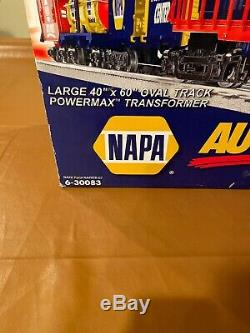 Lionel Napa Auto Parts O Gauge Train Set Ready To Run 6-30083