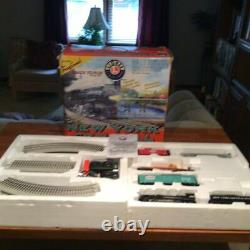 Lionel New York Central Flyer 6-30016 Ready to Run Train Set. C-7