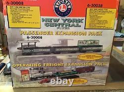 Lionel New York Central Flyer Ready to Run Train Set 6-30016 2006