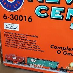 Lionel New York Central Flyer Ready to Run Train Set 6-30016 2006 80w 40x60