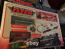 Lionel New York Central Flyer Train Set, 6-11735, Ready-to-run, New