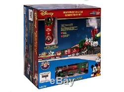 Lionel O Scale 6-83964 MICKEYS HOLIDAY TO REMEMBER DIS Ready to Run Train Set