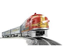 Lionel O Scale 6-84719 SANTA FE SUPER CHIEF LIONCHIEF SET Ready to Run Train Set