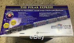 Lionel Polar Express O-Gauge withBluetooth Ready To Run Train Set 6-84328C