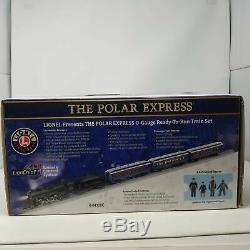 Lionel Polar Express O-Scale Ready to Run Train Set Complete 6-84328C B2Bin