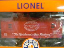 Lionel Ready to Run # 6-30021 Cascade Range Logging Loco + 4 car Train Set IOB