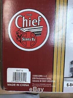 Lionel Santa Fe Super Chief Lion Chief Ready to Run Train Set 684719W