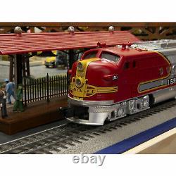 Lionel Santa Fe Super Chief Lionchief Ready to Run Train Set (For Parts)