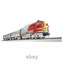 Lionel Santa Fe Super Chief Ready to Run Train Set with Bluetooth (Open Box)