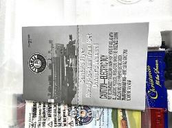 Lionel Santas Flyer Ready to Run O-Gauge Train Set 6-30164