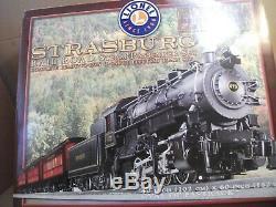 Lionel Strasburg Railroad Steam Passenger Set Ready To Run 6-30133+
