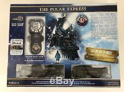 Lionel The Polar Express HO Scale Ready to Run Train Set 871811010 MINT