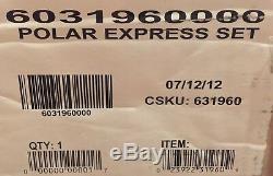 Lionel The Polar Express Ready to Run O-Gauge Train Set 6-31960 BRAND NEW