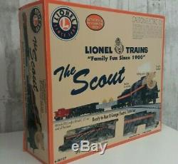 Lionel The Scout O Gauge Electric Starter Train Set Ready-to-Run 6-30127