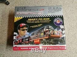 Lionel Train Dale Earnhardt NASCAR SR & JR Train Sets RARE READY TO RUN