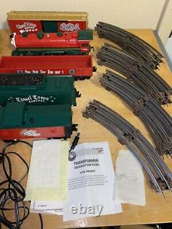 Lionel Train Set 6-21944 Ready to Run Christmas Musical Set