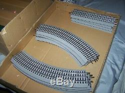 Lionel Train Set Winter Wonderland Rail Road Ready To Run Large 40x60 Oval Track