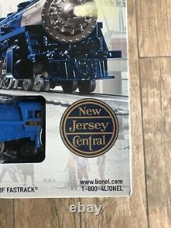 Lionel Trains Set The Blue Comet New Jersey Central 1923070 NIB Ready to Run