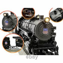 Lionel Union Pacific Flyer Lionchief Ready to Run Steam Train Set with Bluetooth