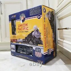 Lionel Union Pacific Flyer Ready to Run Steam Train Set with Bluetooth, New