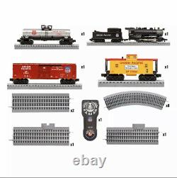 Lionel Union Pacific Flyer Ready to Run Steam Train Set with Bluetooth(Open Box)