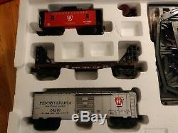 Lionel fasttrack Ready To Run O Gauge Train Set 6-0018