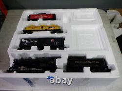 Lionel penn flyer freight Train ready to run 6-30174 Pennsylvania 0 Gauge Set