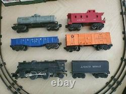 Lionel train set Ready To Run (1948 Scout)
