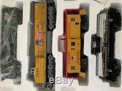 MTH O scale PS3 Union Pacific Ready to run train set