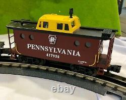 MTH Pennsylvania Merchandiser Ready-to-Run O Gauge Steam Freight Set Proto 3