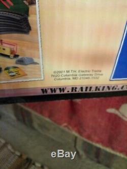 MTH RailKing Union Pacific Ready to Run Train Set Steam Engine RTF 280 30-4050-1