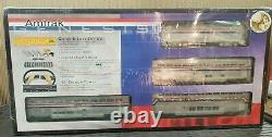 MTH Rail King 30-4018-1 Amtrak Genesis Ready To Run Train Set NRFB 1998