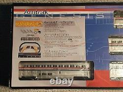 MTH Rail King Amtrak 805 Genesis Ready To Run Train Set 30-4018-1 NRFB Vintage