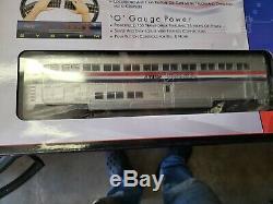 MTH Rail King Amtrak Genesis Ready To Run Train Set 30-4018-1 NRFB 1998