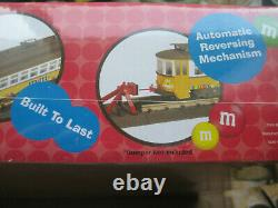 M&m's Trolly Ready-to-run R-t-r Train Set Realtrax Reversing Bumpers Mth 30-4191