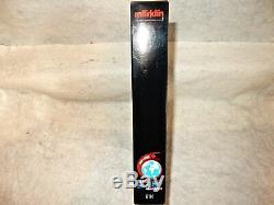 Marklin Mini-Club Z scale #8114 Rare 125th Anniv. Red Cross ready to run set-Wow