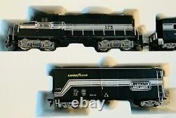 Matchbox Collectible HO Electric Railroad Train Set, complete ready to run, NEW