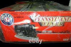 NEW Lionel Pennsylvania Flyer Train Set 6-30018 Starter Ready To Run SEALED Box