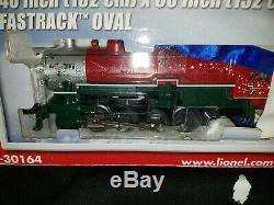 NEW Lionel Train Set SANTA'S FLYER Complete & Ready to run O Guage