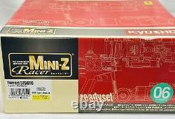 NEW, RARE Kyosho Mini-Z Ready Set MR-02 Ferrari 575GTC Ready To Run RWD RM Mount