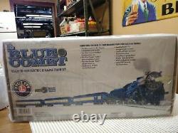 NIB Lionel The Blue Comet Train Set Ready to Run O gauge Rail Road NEW Bluetooth