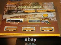 N Scale Bachmann Trains Durango & Silverton Ready To Run Electric Train Set